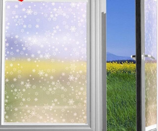 cách dán giấy dán kính chống nắng