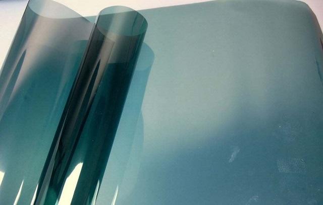 giấy dán kính chống nắng phản quang