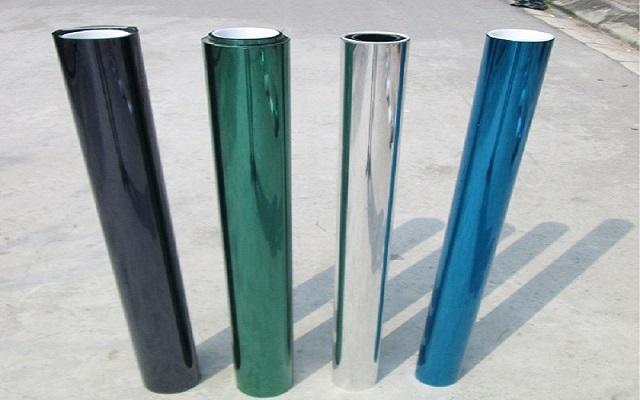 giấy bóng dán kính chống nắng
